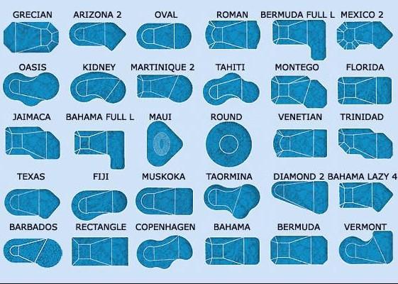 Tổng hợp Hình dạng thiết kế hồ cá